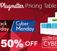 Pricing Table – Plugmatter